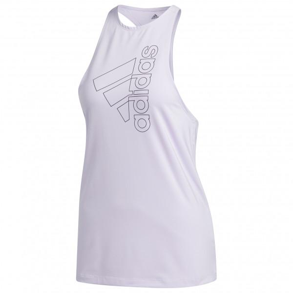 adidas - Women's Tech Badge of Sports Tank - Débardeur