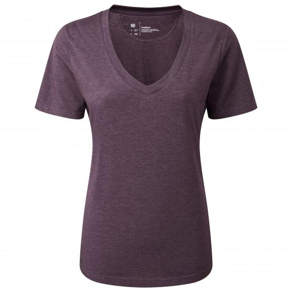 tentree - Women's Treeblend V-Neck - T-shirt