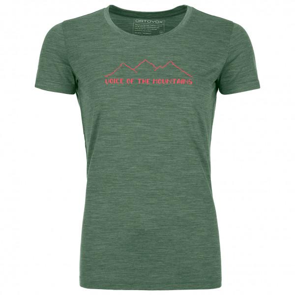 Ortovox - Women's 150 Cool Pixel Voice TS - T-shirt technique