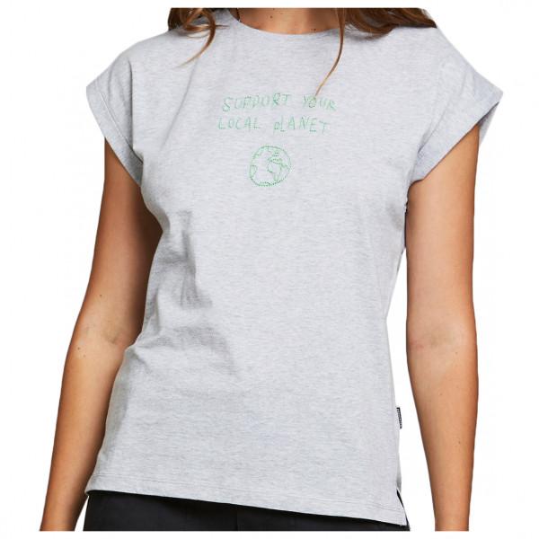 DEDICATED - Women's T-Shirt Visby Local Planet - T-Shirt