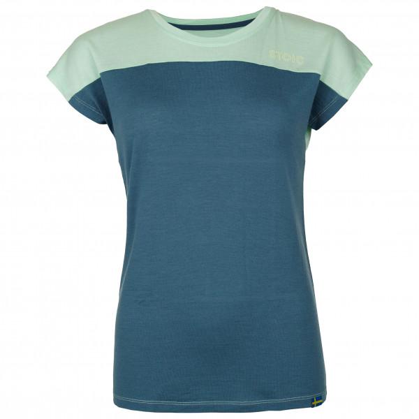 Women's T150 Merino Mesh S/S BergslagenSt. - Sport shirt