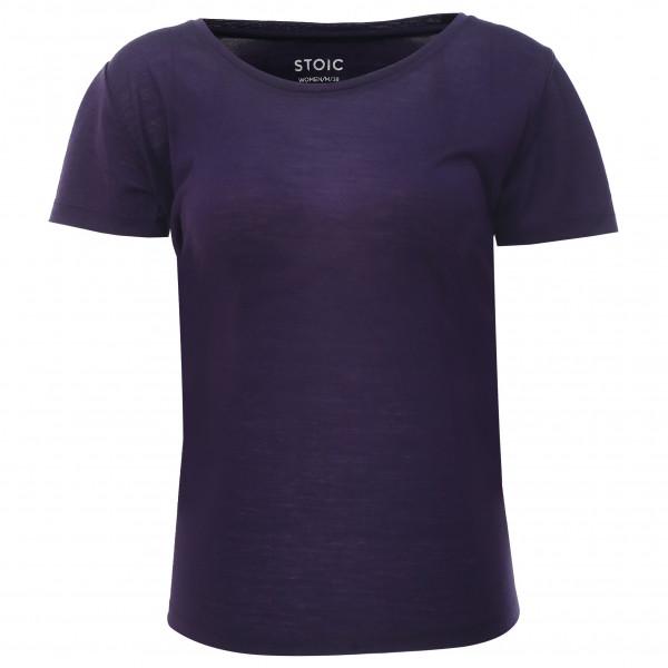Stoic - Women's T150 Merino S/S JokkmokkSt. - T-Shirt