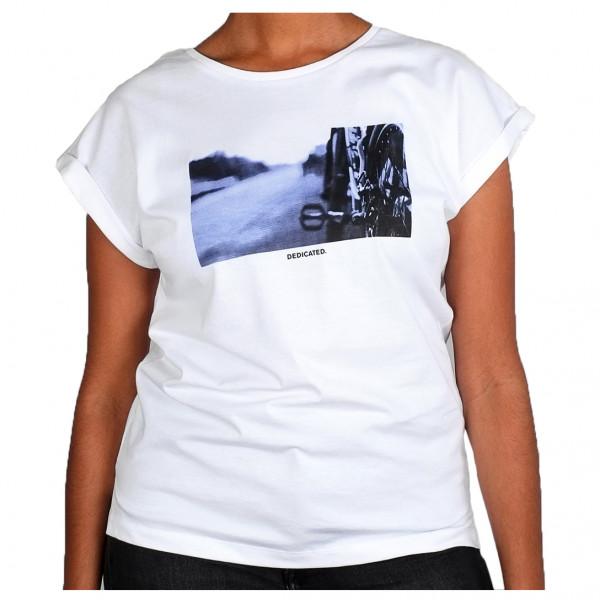 DEDICATED - Women's Visby Bike Road - T-shirt