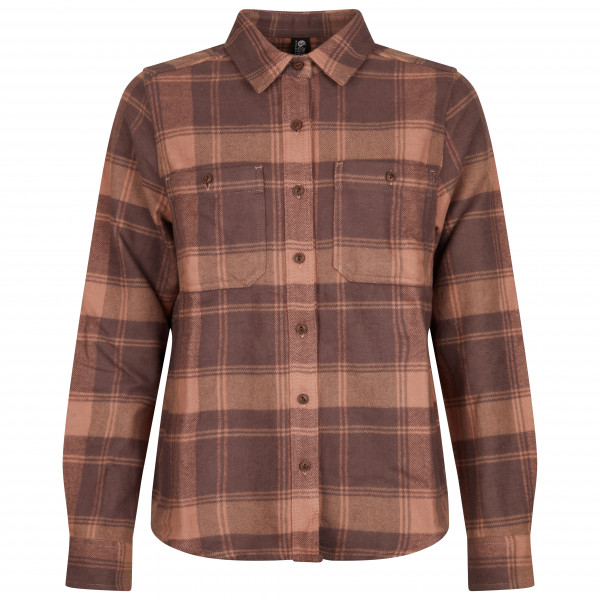 Mountain Hardwear - Women's Plusher L/S Shirt - Longsleeve