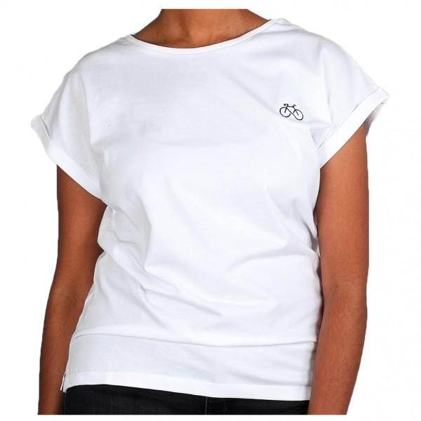 DEDICATED - Women's Visby Infinity Bike - T-Shirt