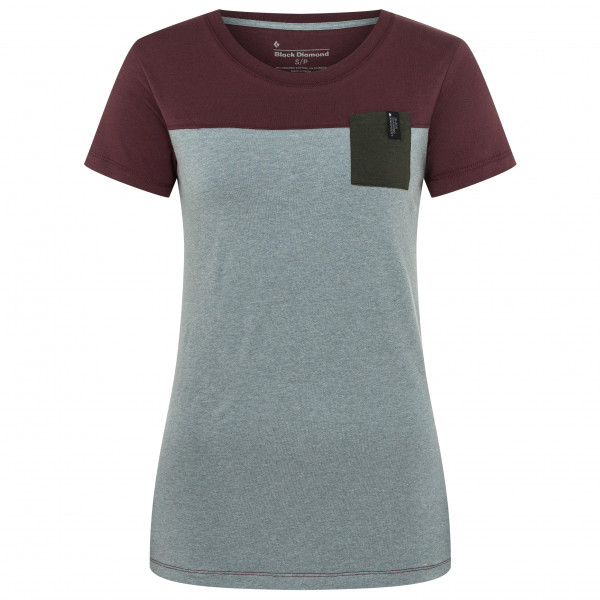 Black Diamond - Women's S/S Campus Tee - T-Shirt