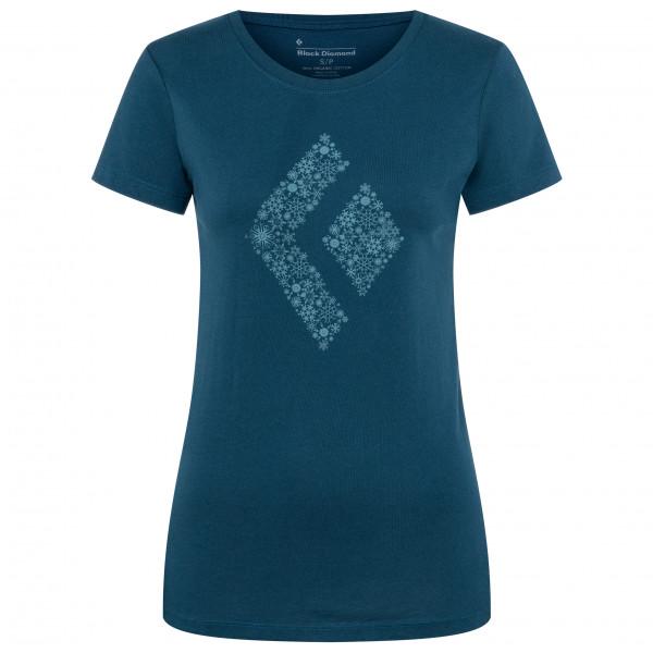 Black Diamond - Women's Snow Diamond Tee - T-paidat