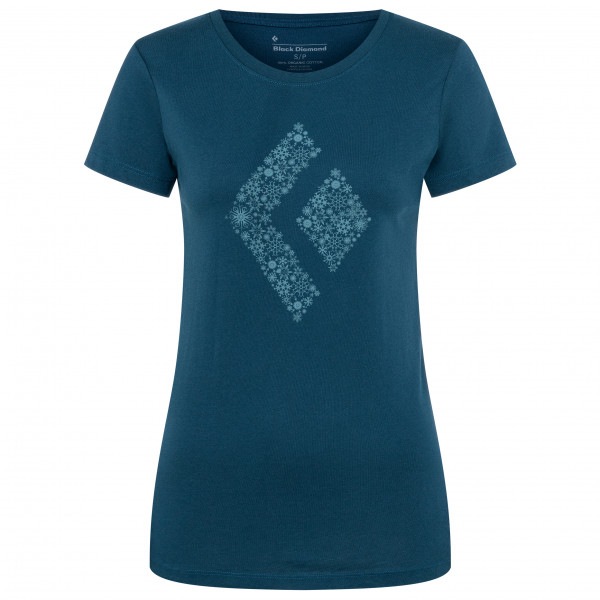 Black Diamond - Women's Snow Diamond Tee - T-shirt