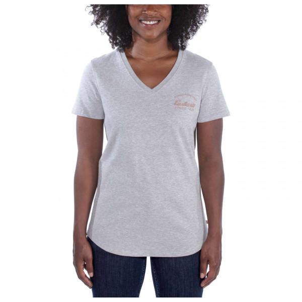 Women's Lockhart Graphic V-Neck - T-shirt