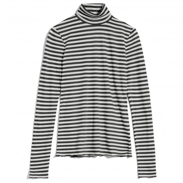 ARMEDANGELS - Women's Malenaa Stripes - Camiseta de manga larga