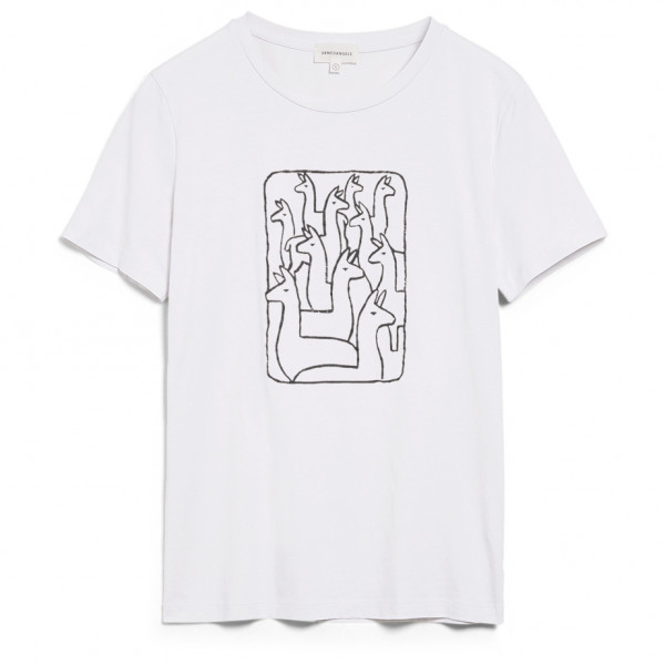 ARMEDANGELS - Women's Maraa Alpaca Gang - T-Shirt