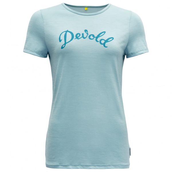 Devold - Women's Myrull Tee - Merino shirt