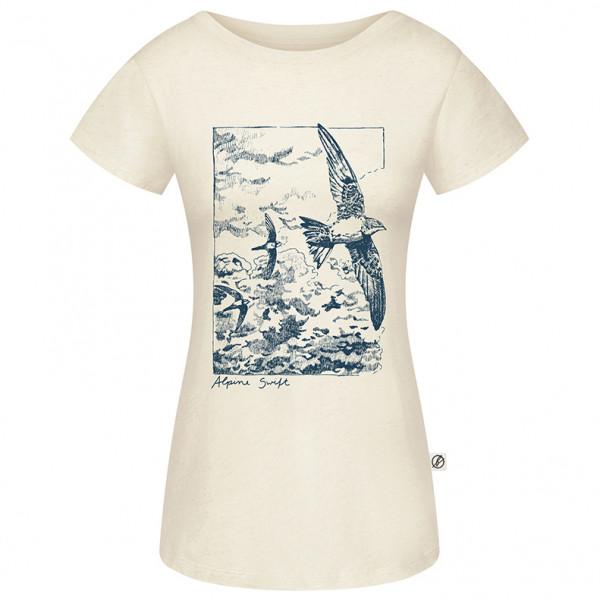 Bleed - Women's Alpine Swift Hanf T-Shirt - T-Shirt