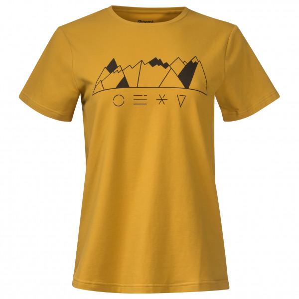 Bergans - Women's Graphic Tee - T-shirt