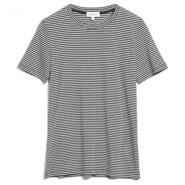 ARMEDANGELS - Women's Lidiaa Small Stripes - T-shirt
