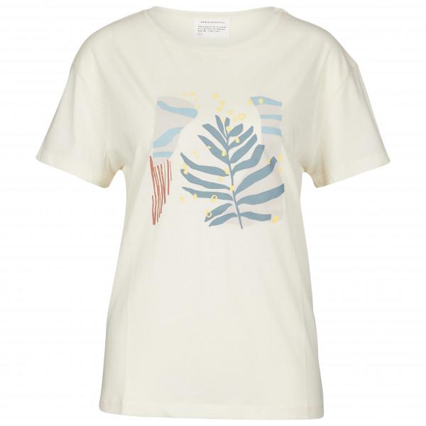 ARMEDANGELS - Women's Nelaa Grafic Leaf - T-Shirt