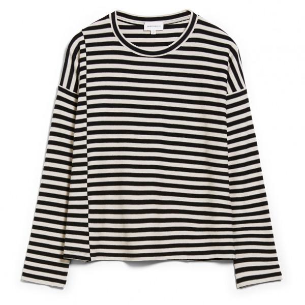 ARMEDANGELS - Women's Palinaa Knitted Stripe - Maglia a manica lunga
