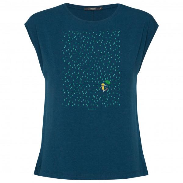GreenBomb - Women's Nature Summer Rain Tender - T-Shirt