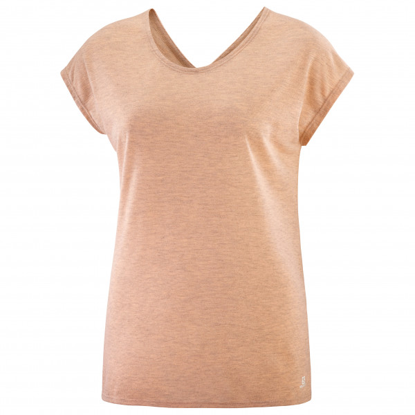 Salomon - Women's Comet Shaped Tee - T-shirt technique