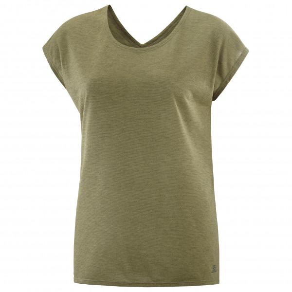 Salomon - Women's Comet Shaped Tee - Sport shirt