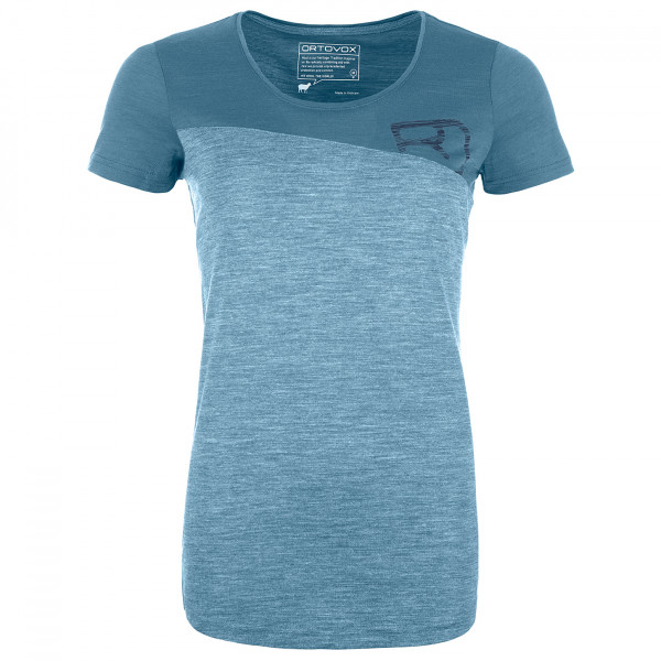 Ortovox - Women's 150 Cool Logo - T-shirt technique