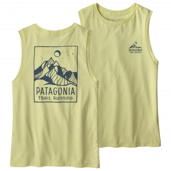 Patagonia - Women's Ridgeline Runner Organic Muscle Tee - Tank Top