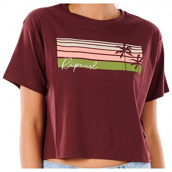 Women's Tallows Crop Tee - T-shirt