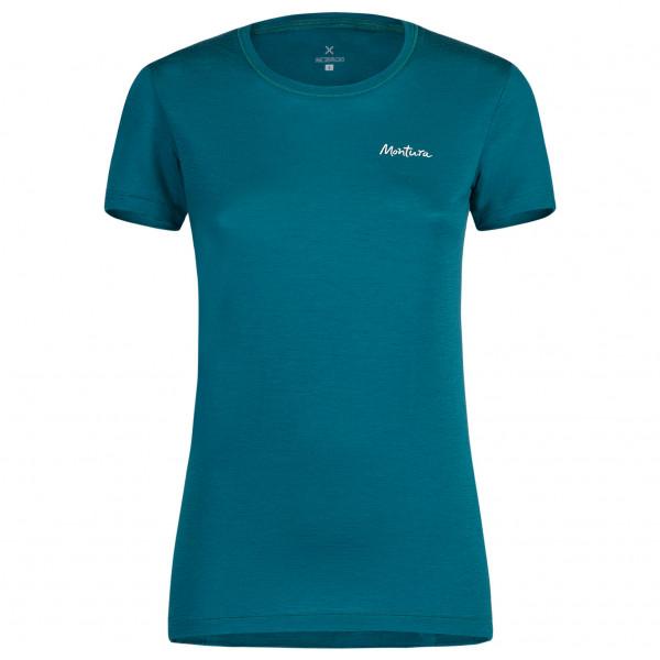 Women's Merino Lotus T-Shirt - Merino shirt
