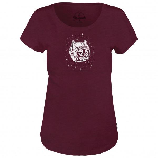 Alprausch - Women's Schnee-Büsi T-Shirt
