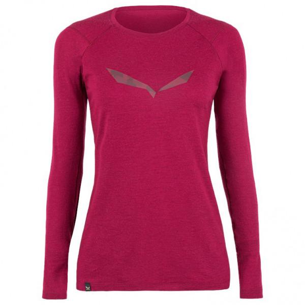 Women's Pure Logo AMR Graphic L/S Tee - Merino shirt