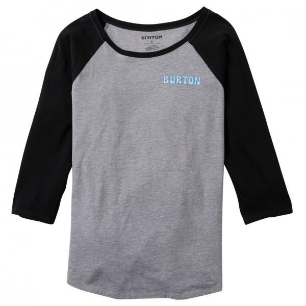 Women's Tuplin Raglan T-Shirt - Longsleeve