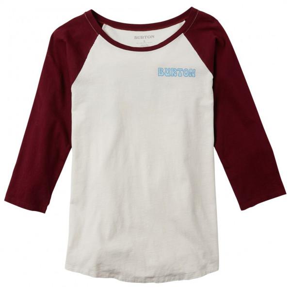 Burton - Women's Tuplin Raglan T-Shirt - Longsleeve