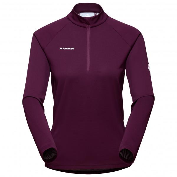 Women's Aegility Half Zip Longsleeve - Sport shirt
