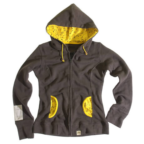 Monkee - Women's Igihozo Jacket - Zip Hoodie
