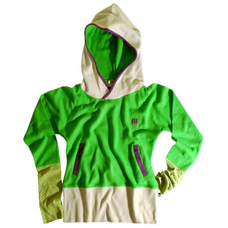 Monkee - Women's Hooded Sweater - Modell 2010