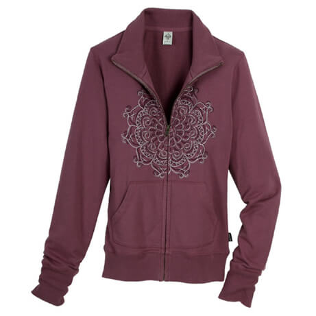 Prana - Marina Zip Up - Zip-Pullover