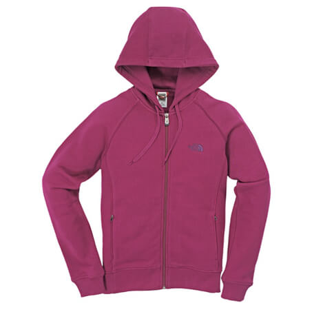 The North Face - Women's Junipet Full Zip Hoodie