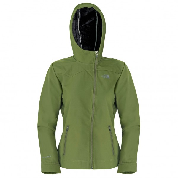 The North Face - Women's Karakoram Hoodie - Softshellhoodie