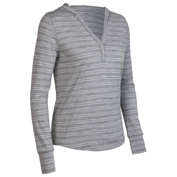 Icebreaker - Women's Superfine 200 Bliss Hood - Sweater