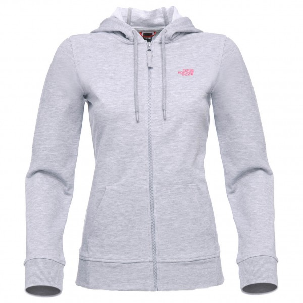 The North Face - Women's Classic Full Zip Hoodie Heather
