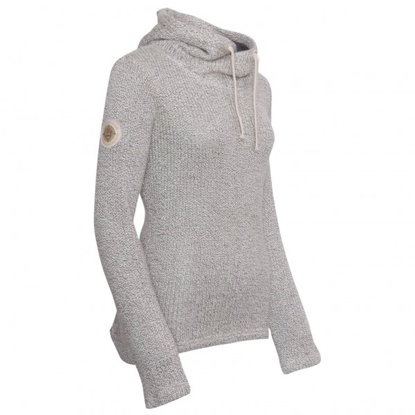 Chillaz - Women's Crossneck Hoody Grey