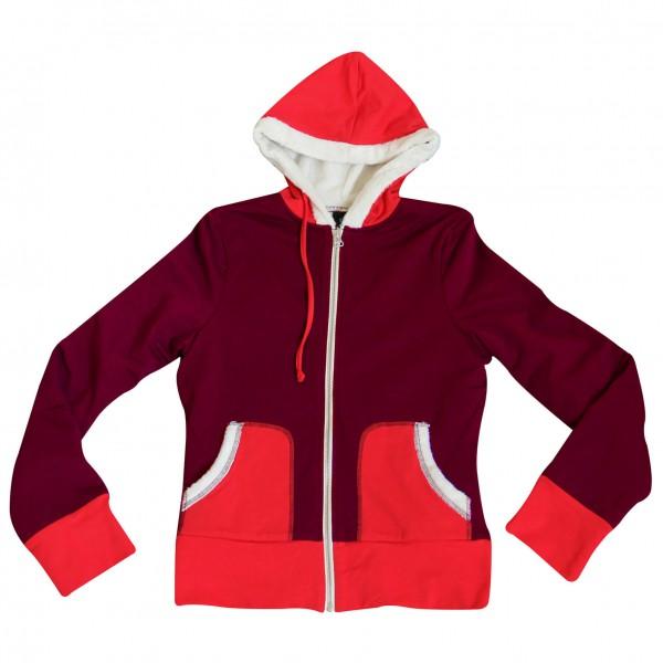 E9 - Women's Fur - Pull-over à capuche