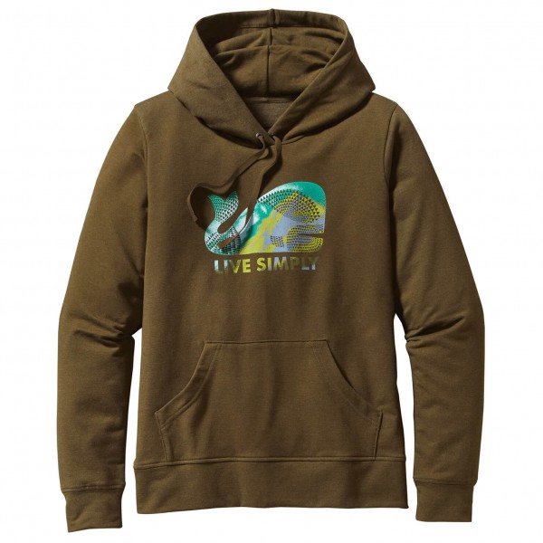 Patagonia - Women's Hooded Monk Sweatshirt
