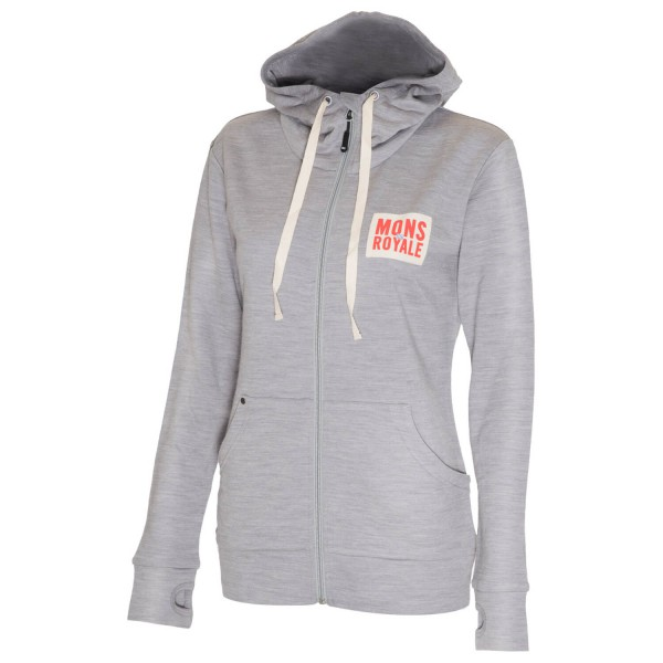 Mons Royale - Women's Work-It Hoody