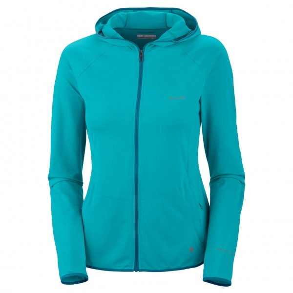 Columbia - Women's Trail Crush Full Zip Hoodie - Hoodie
