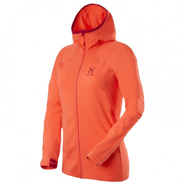 Haglöfs - Actives Warm II Q Hood - Pull-over à capuche