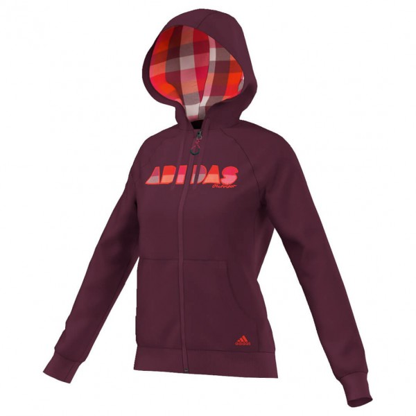 Adidas - Women's ED Logo Hoody - Pull-over à capuche