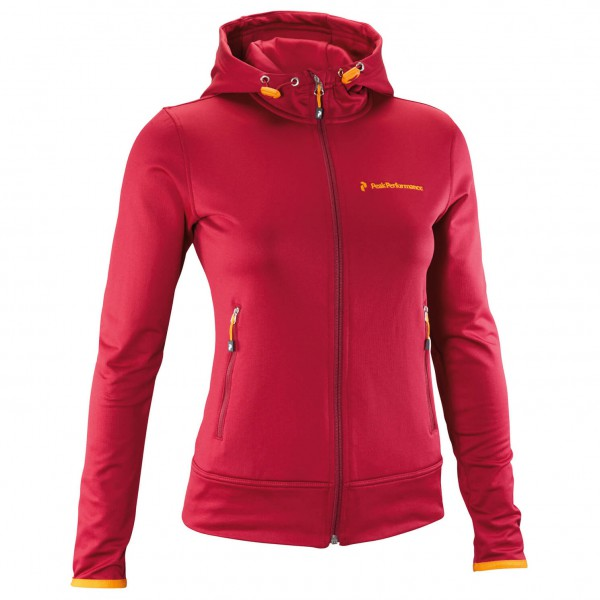 Peak Performance - Women's Carr Zip Hood