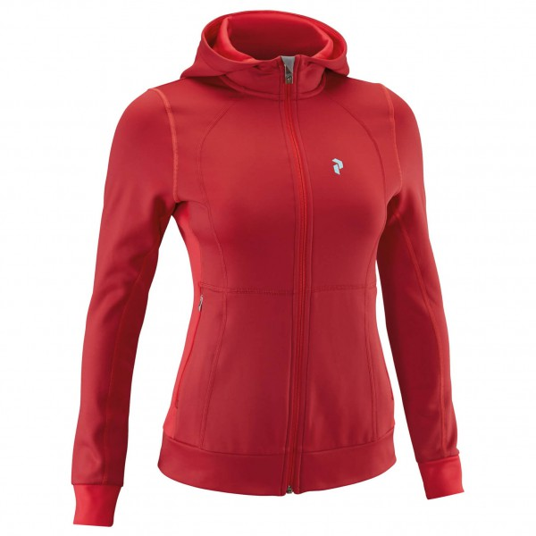 Peak Performance - Women's Montoya Zip Hood - Hoodie