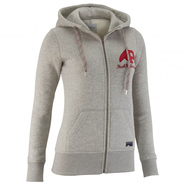 Peak Performance - Women's Sweat Zip - Munkjacka